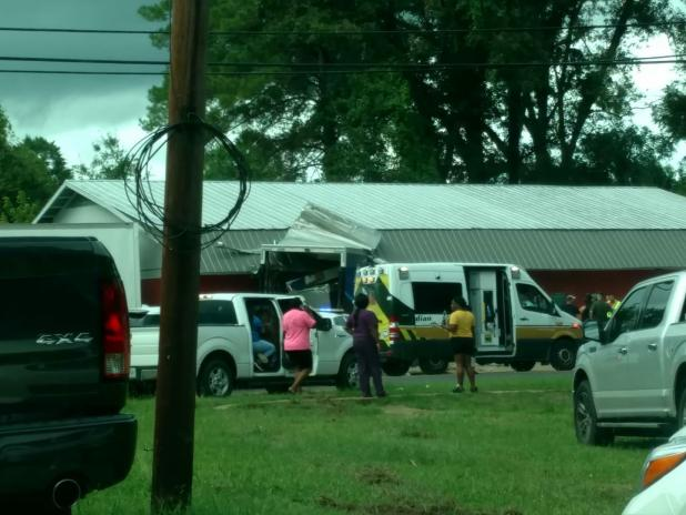 Car chase ends in crash in Mansura | Avoyelles Today